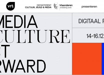 Media & Culture Fast Forward liggend