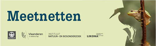 Banner met partners Meetnetten.be