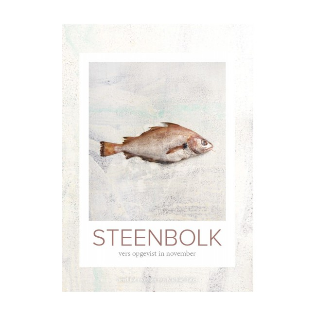 Vers opgevist in november: steenbolk