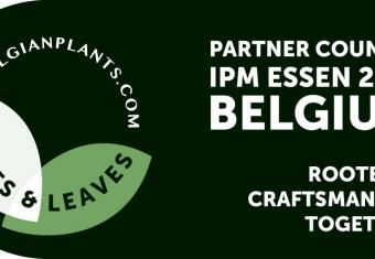 """Rooted in Craftsmanship together!"": Belgium is the Partner Country of IPM ESSEN 2019"